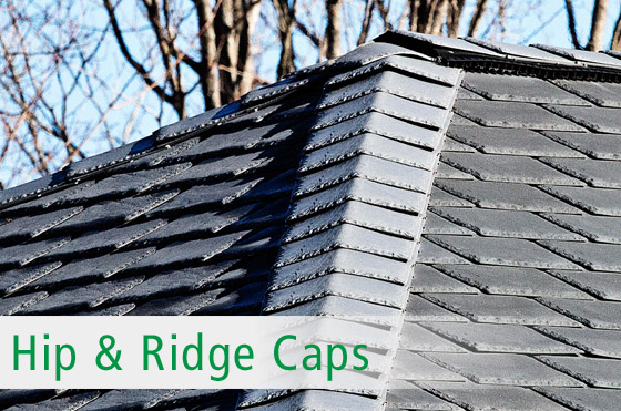 Hip & Ridge Caps